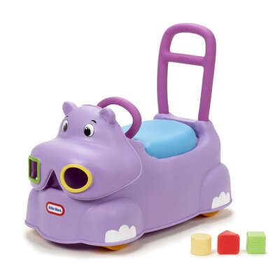 Scoot Around Hippo by Little Tikes