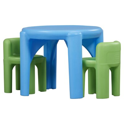 Little Tikes Kids' 3 Piece Table & Chair Set