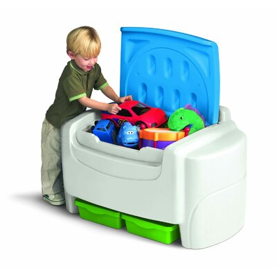 Little Tikes Sort 'n Store Toy Box 606540