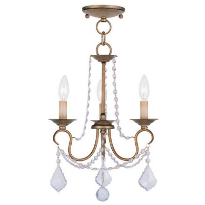 Pennington 3 Light Pendant Product Photo