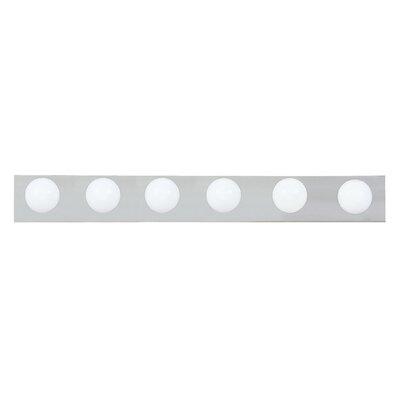 Livex Lighting 6 Light Bath Bar