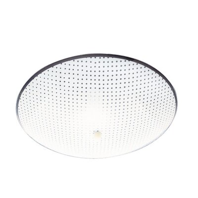 "11.75""  Flush Mount in White Product Photo"