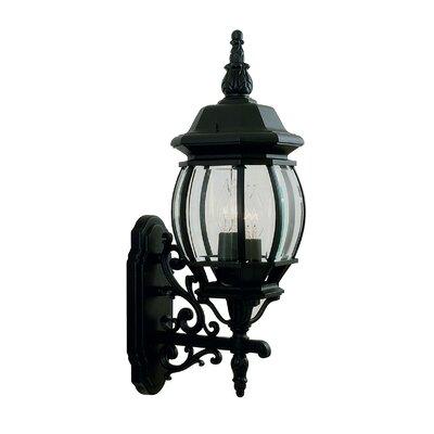 Livex Lighting Frontenac 3 Light Wall Lantern