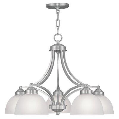 Livex Lighting Somerset 5 Light Chandelier