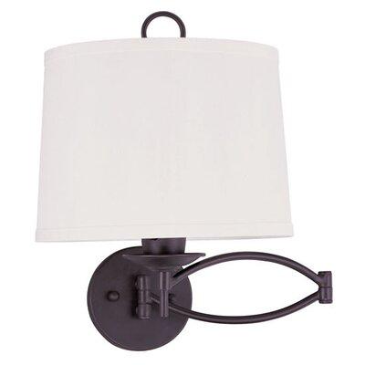 Livex Lighting Swing Arm Wall Sconce