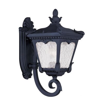 Livex Lighting Millstone 1 Light Wall Lantern