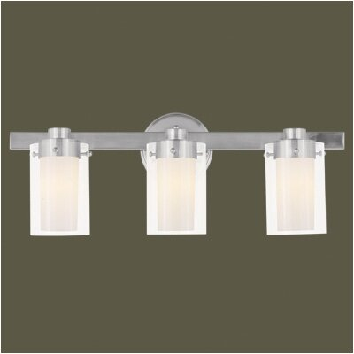 Manhattan 3 Light Bath Vanity Light Product Photo