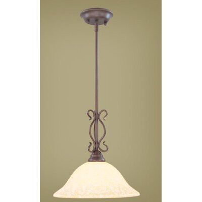 Livex Lighting Coronado 1 Light Pendant
