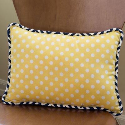 Sam Dot Boudoir Pillow by Bebe Chic