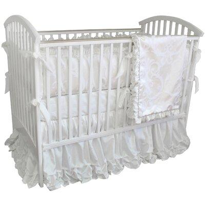 Bebe Chic Arabesque 3 Piece Crib Bedding Set with Mobile