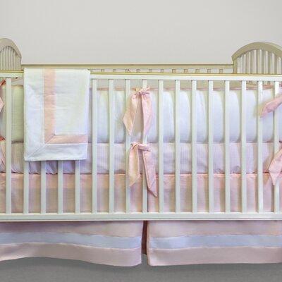 Ava 3 Piece Crib Bedding Set by Bebe Chic