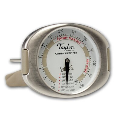 Connoisseur Candy / Deep Fry Thermometer by Taylor