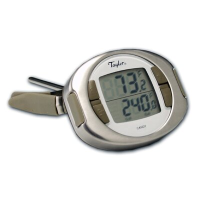 Connoisseur Digital Candy / Deep Fry Thermometer by Taylor