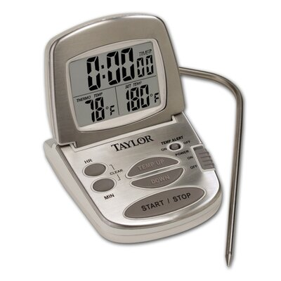 Taylor Digital Programmable Thermometer