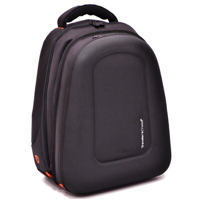 Compression Molded EVA Expandable Laptop Backpack by Traveler's Choice