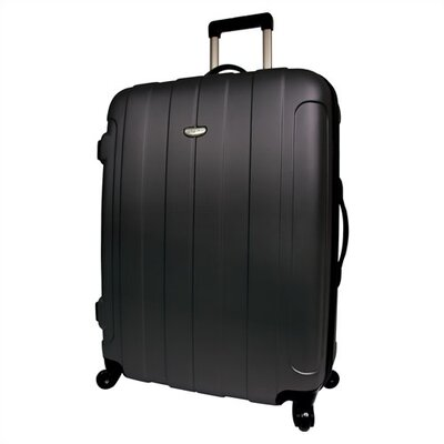 "Traveler's Choice Rome 24"" Hard-Shell Hardsided Spinner Suitcase"