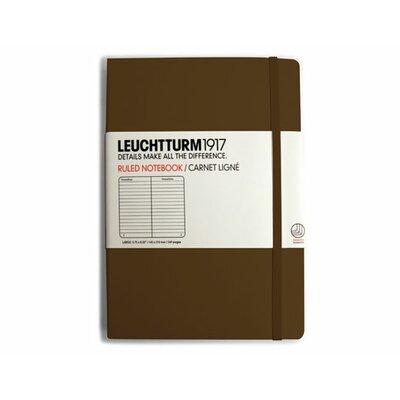Kikkerland Hard Cover Pocket Ruled Notebook