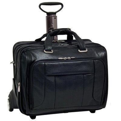 McKlein USA S Series West Town Leather Laptop Catalog Case