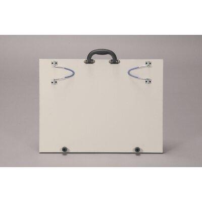 Martin Universal Design Portable Art Studio Lap Board Whiteboard, 1' x 2'