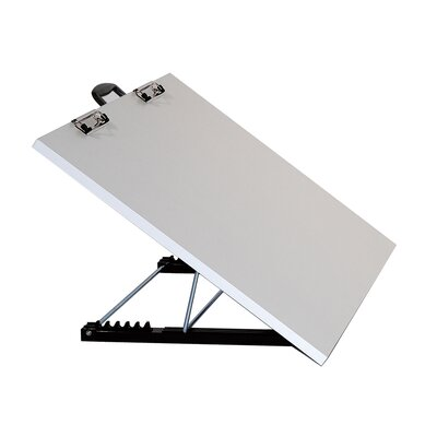 Martin Universal Design Portable Art Studio Lap Board Whiteboard, 2' x 2'