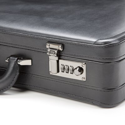 Samsonite Leather Business Cases Bonded Leather Attache Case