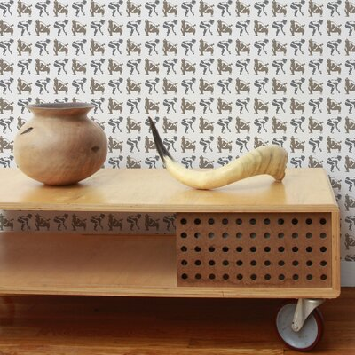 "Aimee Wilder Designs Analog 15' x 27"" Sumo Wallpaper"