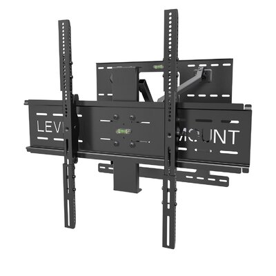 "Cantilever Deluxe Swivel/Tilt/Extending Arm Wall Mount for 37"" - 85"" Flat Panel Screens Product Photo"