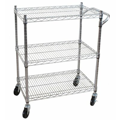 Heavy Duty All Purpose Utility Cart by Oceanstar Design