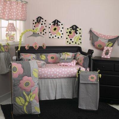 Poppy 10 Piece Crib Bedding Set by Cotton Tale