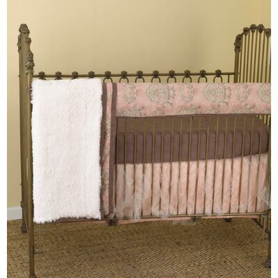 Nightingale 4 Piece Crib Bedding Set by Cotton Tale