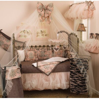 Nightingale 7 Piece Crib Bedding Set by Cotton Tale