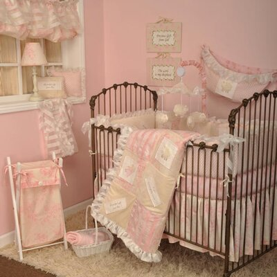 Heaven Sent Girl 8 Piece Bedding Set by Cotton Tale