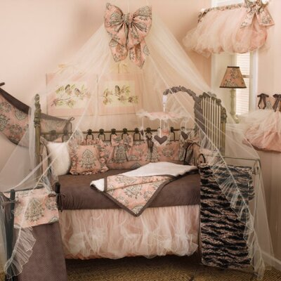Nightingale 9 Piece Crib Bedding Set by Cotton Tale