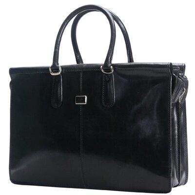 Bella Fellini Italian Leather Briefcase by Tony Perotti