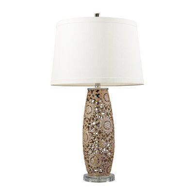 "Dimond Lighting Maria 30"" H Table Lamp with Empire Shade"