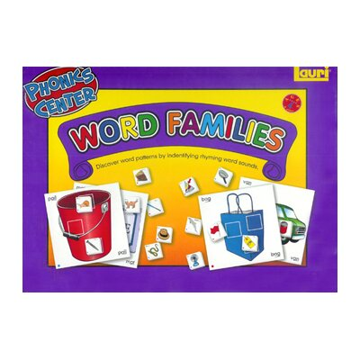 Patch Products Word Families Phonics