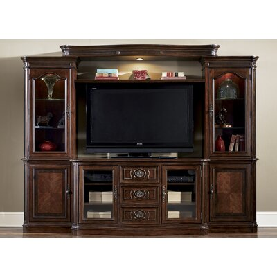 Andalusia Entertainment Center by Liberty Furniture