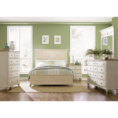 liberty furniture ocean isle panel customizable bedroom