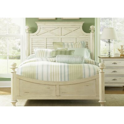Liberty Furniture Ocean Isle Four Poster Bed