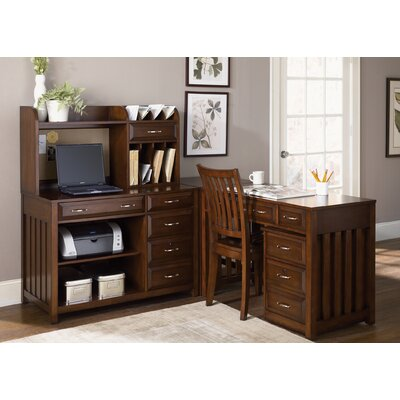 Hampton Bay Office Suite in Cherry by Liberty Furniture
