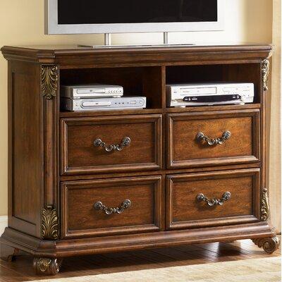 Messina Estates 4 Drawer Dresser by Liberty Furniture