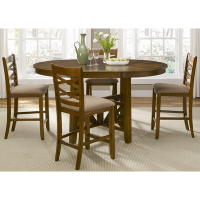 Bistro 5 Piece Dining Set by Liberty Furniture
