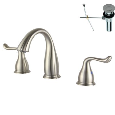Two Handle Bathroom Faucet Product Photo