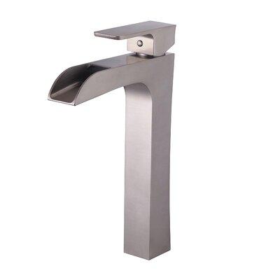 Single Handle Deck Mount Vessel Faucet Product Photo