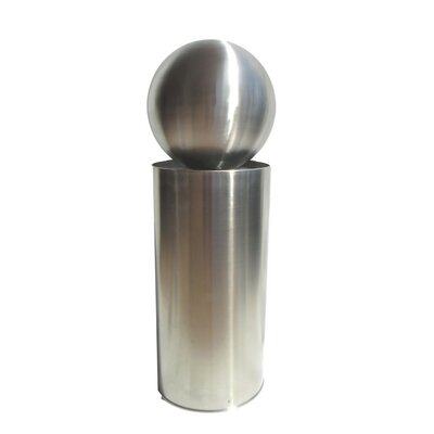 Stainless Steel Fountain by Yosemite Home Decor