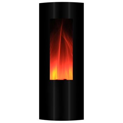 Wall Mounted Electric Fireplace by Yosemite Home Decor