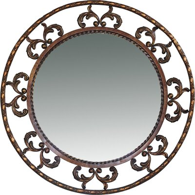 Round Mirror by Yosemite Home Decor