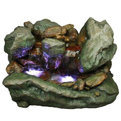 Yosemite Home Decor Stone Fountain