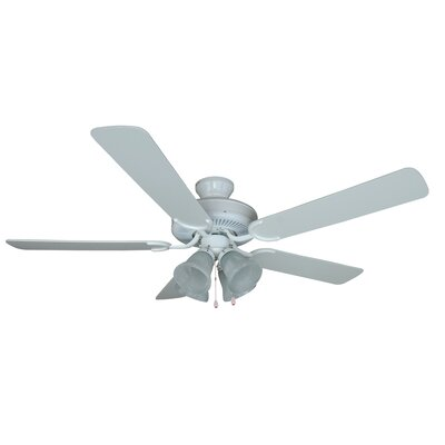 Yosemite Home Decor 52 Calder 5 Blade Ceiling Fan Reviews Wayfair