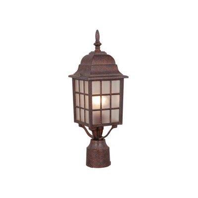 Vaxcel Vista 1 Light Outdoor Post Lantern